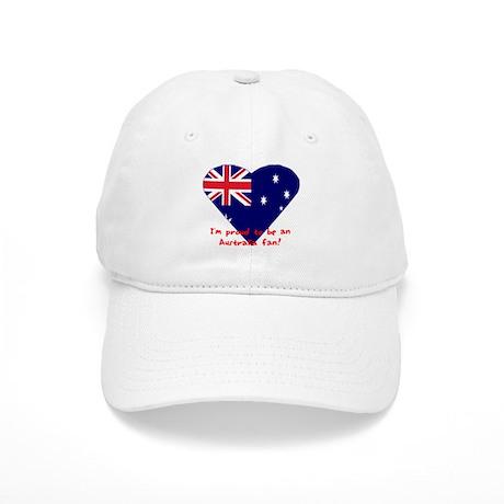 Australia Fan Flag Cap
