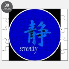 Serenity in Blue Puzzle
