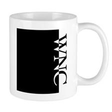 WNC Typography Mug