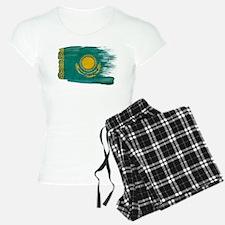 Kazakhstan Flag Pajamas