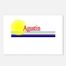 Agustin Postcards (Package of 8)