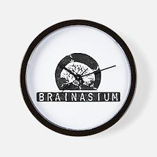 Brainasium Wall Clock