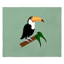 Toucan King Duvet