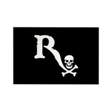 Drugstore Pirate II Rectangle Magnet (100 pack)