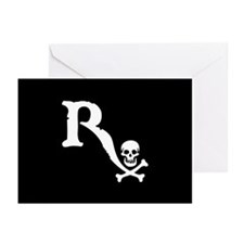 Drugstore Pirate II Greeting Cards (Pk of 10)