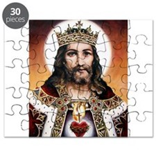"""Christ the King"" Puzzle"