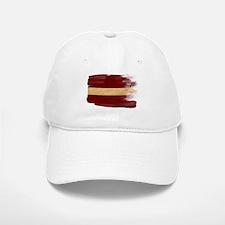 Latvia Flag Baseball Baseball Cap