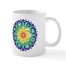 Religions Mandala Mug