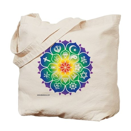 Religion Tote Bag