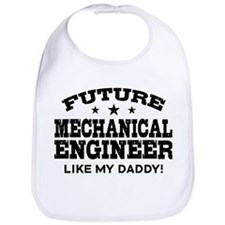Future Mechanical Engineer Bib