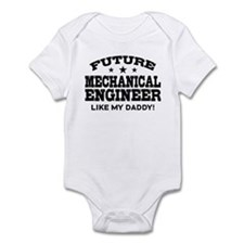 Future Mechanical Engineer Infant Bodysuit