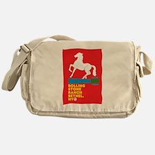 Funny Rolling stone Messenger Bag