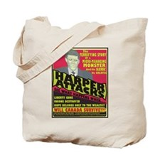 Harper Attacks /Tote Bag