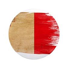 """Malta Flag 3.5"""" Button"""
