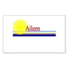 Aileen Rectangle Decal