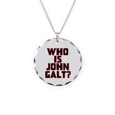Who is John Galt Necklace