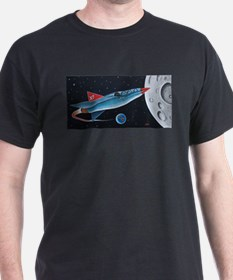 X-7 MOONROCKET T-Shirt
