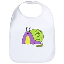 Snaily Pudget Pet Bib
