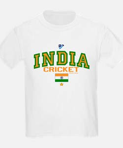 India Cricket 5_H_F T-Shirt