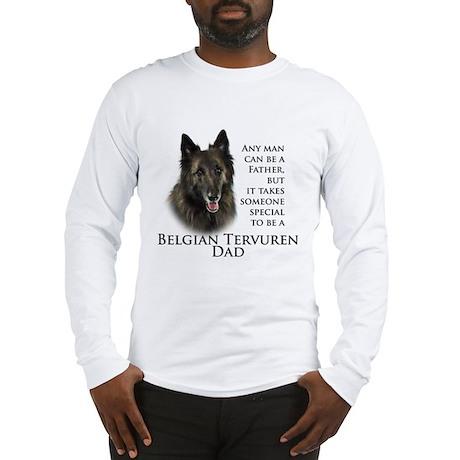 Tervuren Dad Long Sleeve T-Shirt