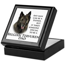 Tervuren Dad Keepsake Box