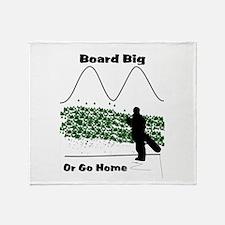 Board Throw Blanket