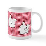Cute Chicken Mug