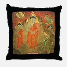 Asian Art Decorative Throw Pillow
