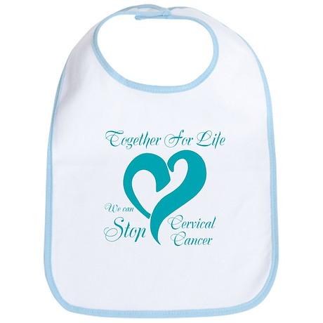 Stop Cervical Cancer Bib