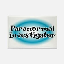 Paranormal Investigator Rectangle Magnet