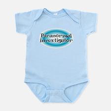 Paranormal Investigator Infant Bodysuit