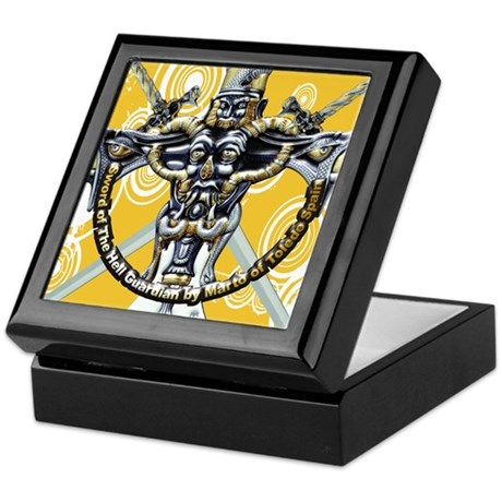 The Hell Guardian Keepsake Box