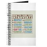 Introvert Journals & Spiral Notebooks