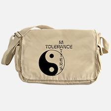 Tolerance Matters Messenger Bag