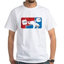 RedWhiteBlueBenchBLK T-Shirt
