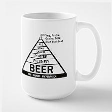 Beer Pyramid Mug