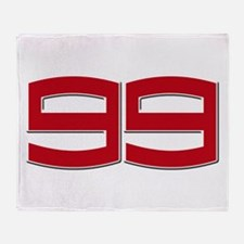 JL99 2012 3D Throw Blanket