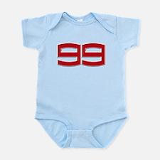 JL99 2012 3D Infant Bodysuit