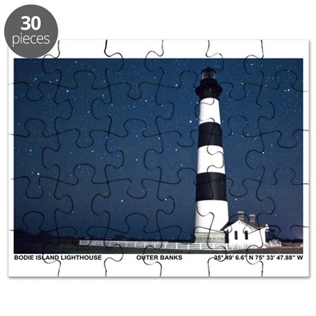 Bodie Island Lighthouse. Puzzle