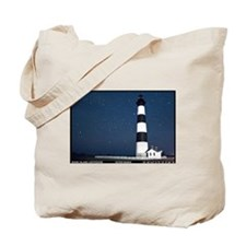 Bodie Island Lighthouse. Tote Bag