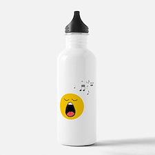 Singing Smiley Water Bottle