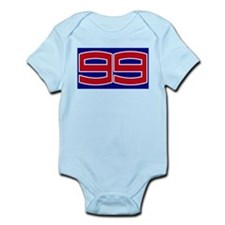 JL99 2012 Blue Infant Bodysuit