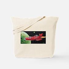 X-30 SPACE ROCKET Tote Bag