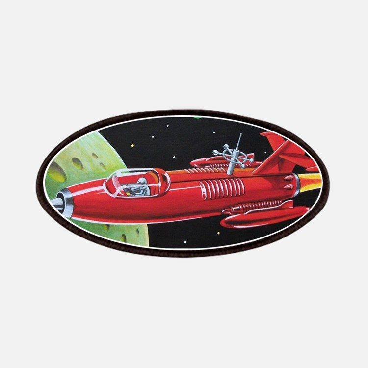 X-30 SPACE ROCKET Patches