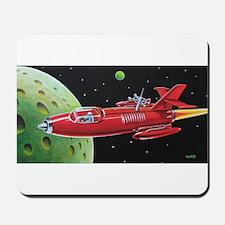 X-30 SPACE ROCKET Mousepad