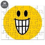 Grinning Smiley Puzzle