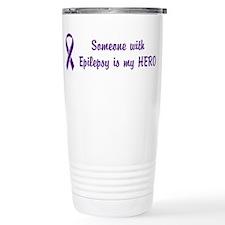 Epilepsy HERO Travel Mug