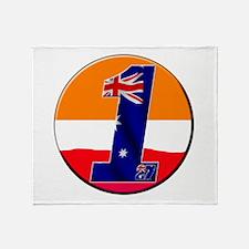 cs1 2012 rep Throw Blanket