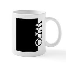 WFO Typography Mug