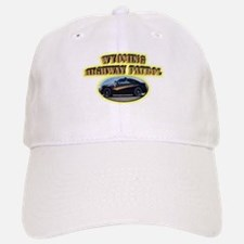 Wyoming Highway Patrol Baseball Baseball Cap
